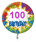100th Birthday Gift Ideas
